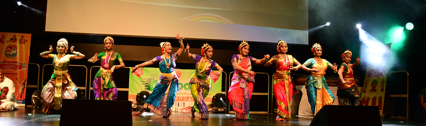 jayate kuchipudi closing ceremony @ troxy , london