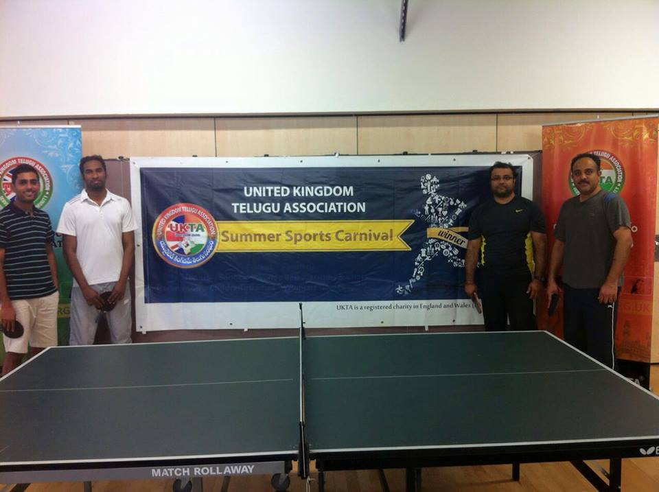 summer sports table tennis@ the jean brown arena, redbridge sports centre