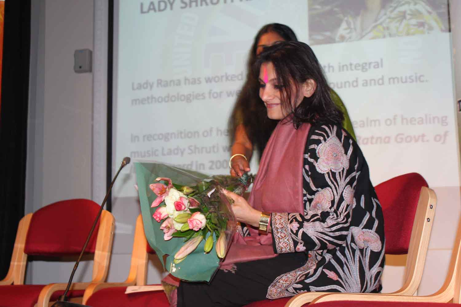 international womens day@nehru centre, hci 2012-3