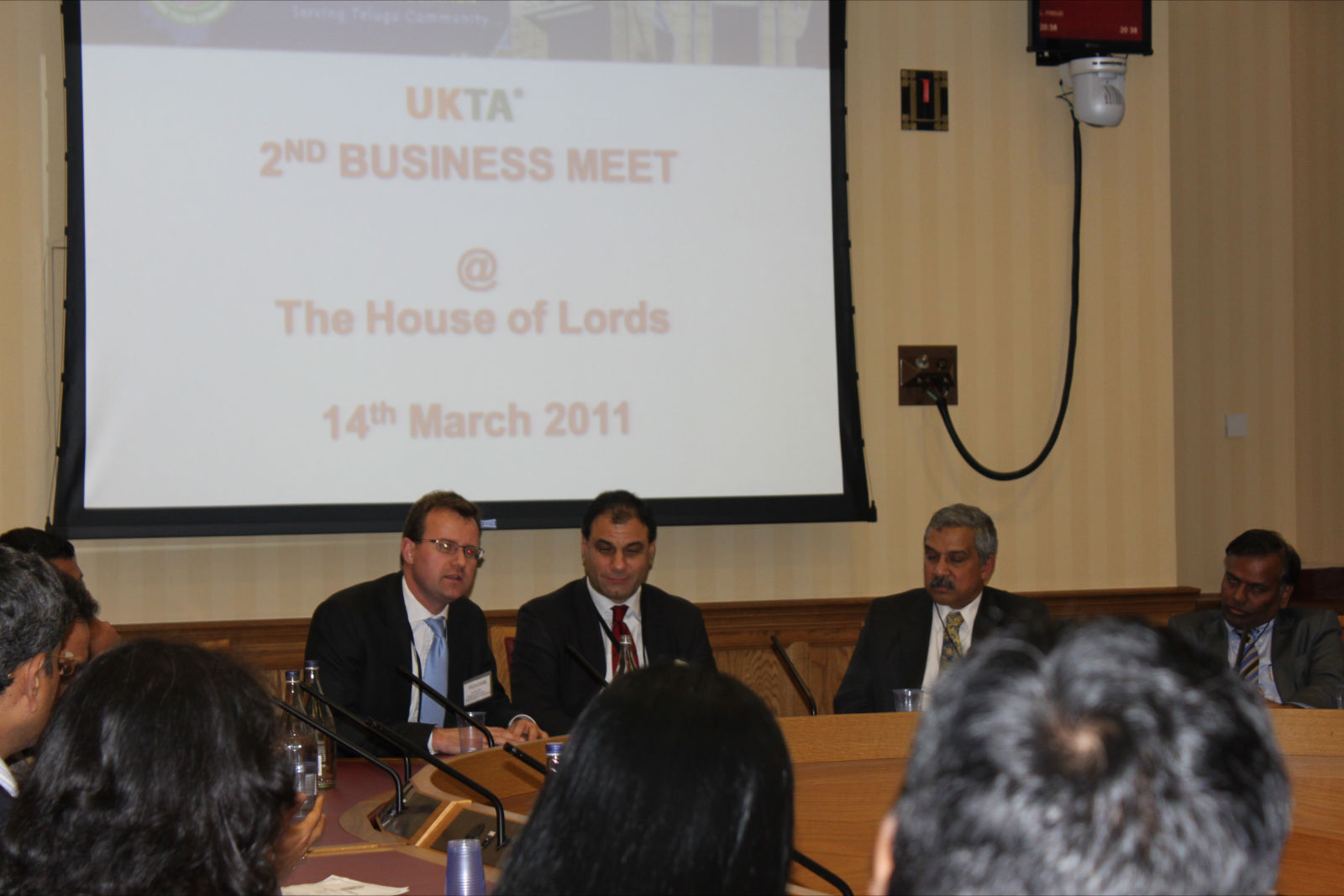 second business meet at house of lords-2