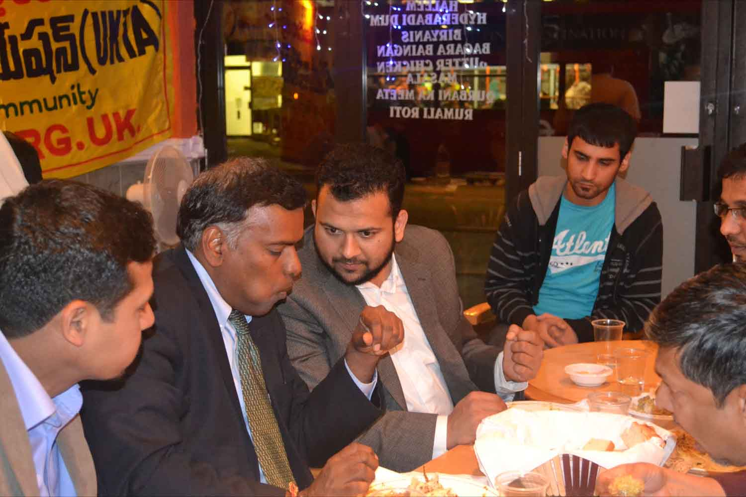 ukta championing interfaith relations – iftar party-2