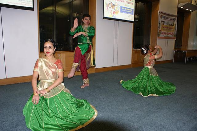uk celebrates sankranthi