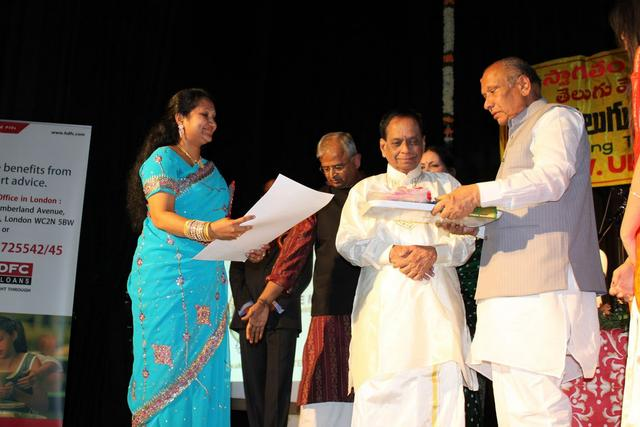inaugural of uk telugu association