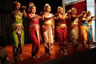jayate kuchipudi @ nehru center, london