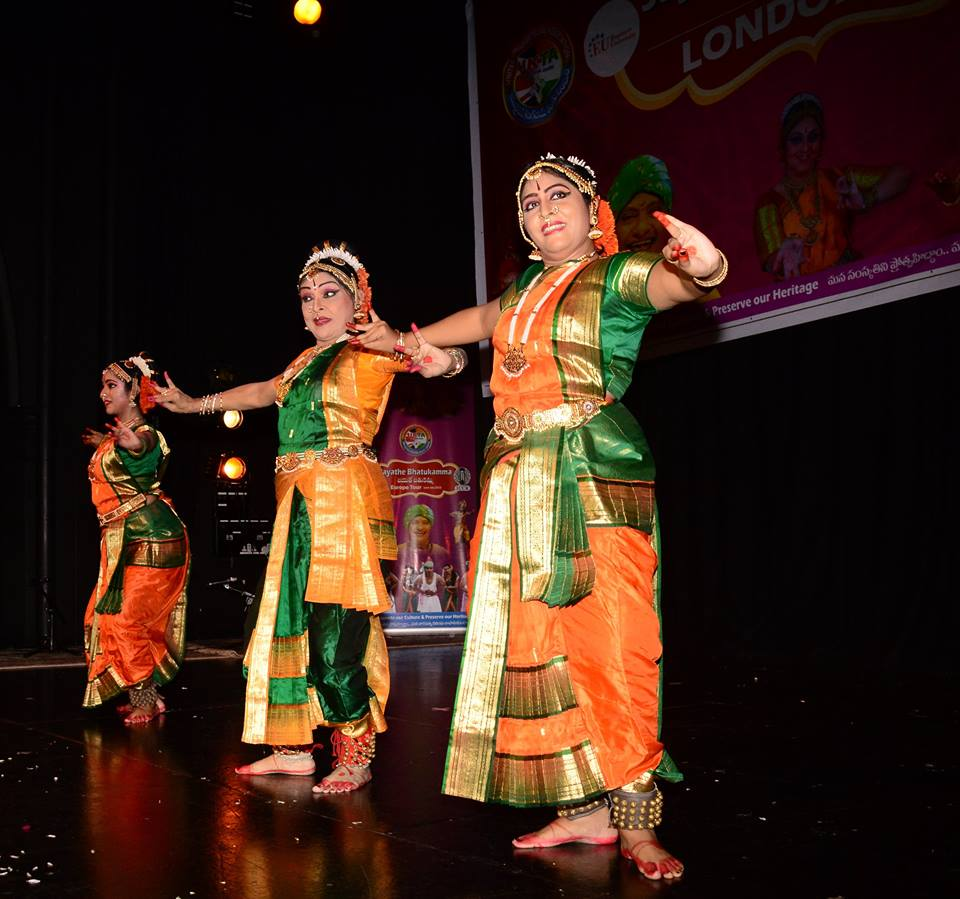 jayate kuchipudi opening ceremony @ london