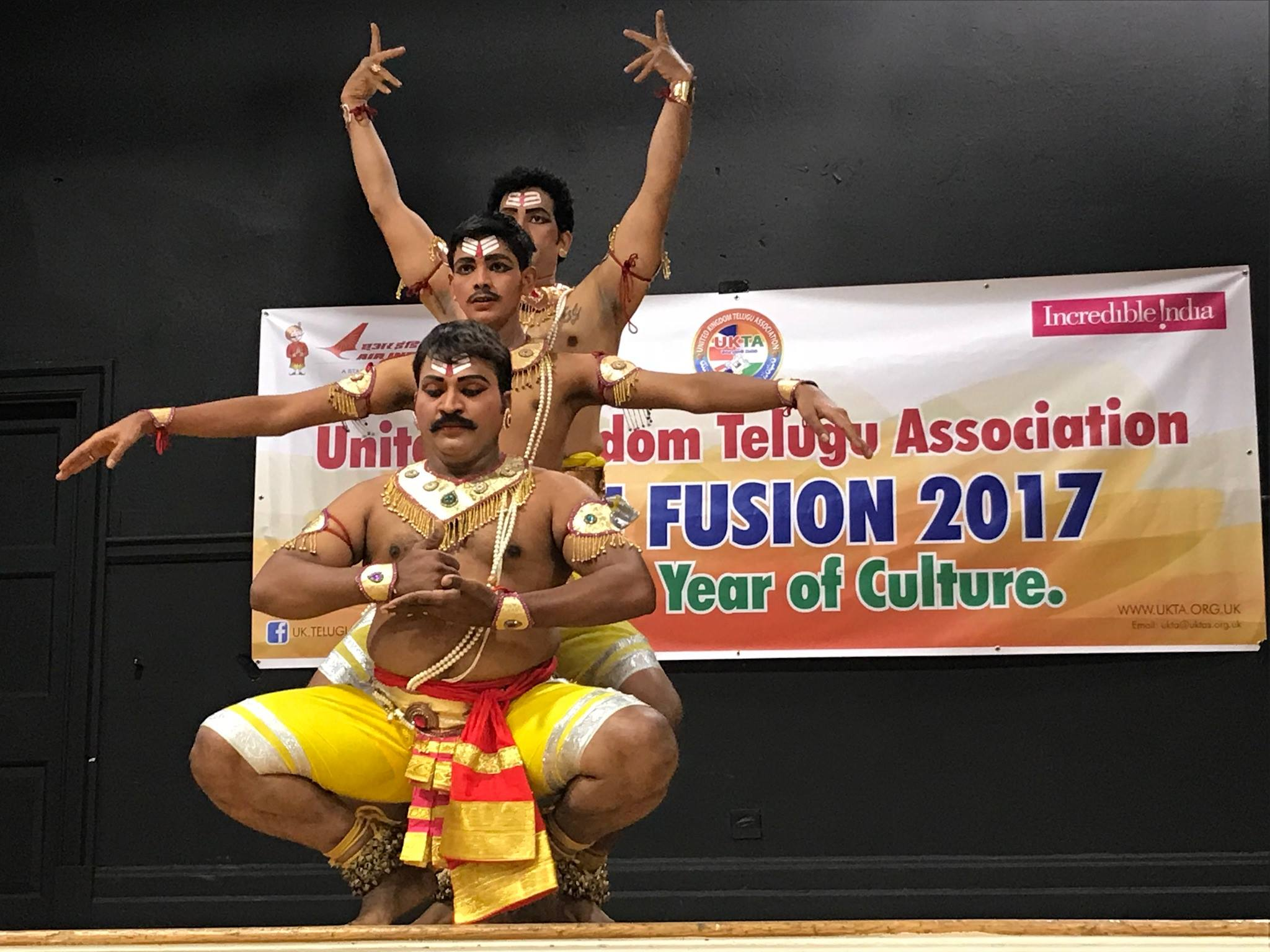 ukta's indian fusion 2017 @ leicester