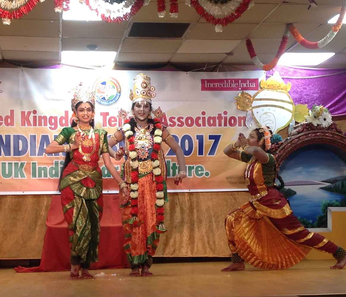 ukta's indian fusion 2017 @ india centre , cardiff , wales