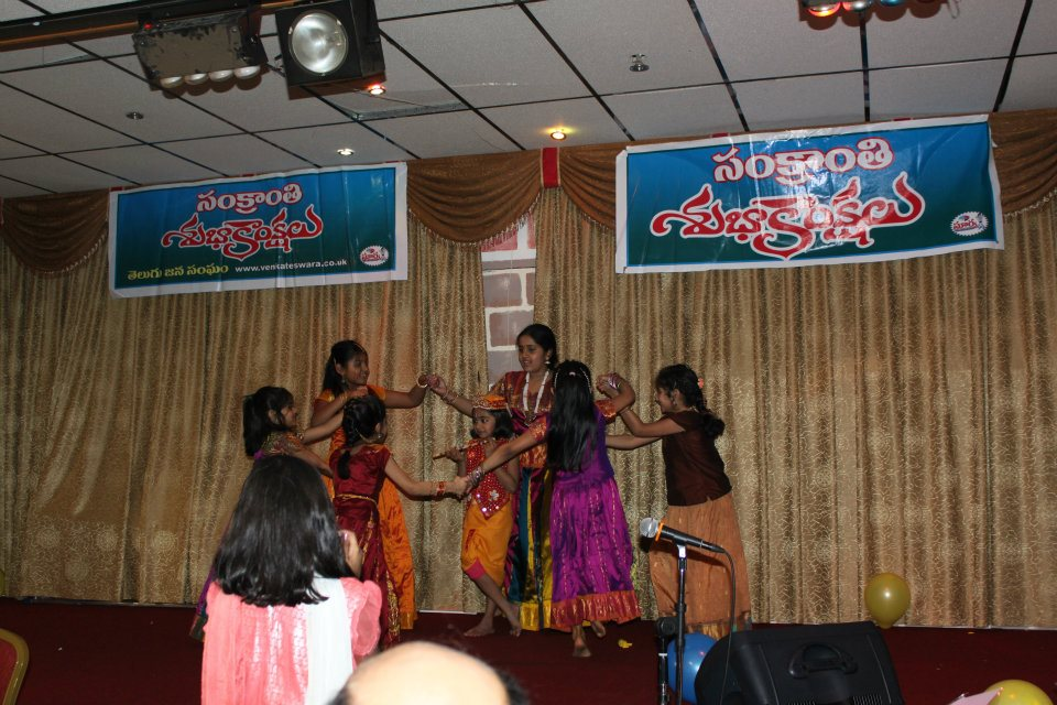 preston telugu community association: sankranthi 2012