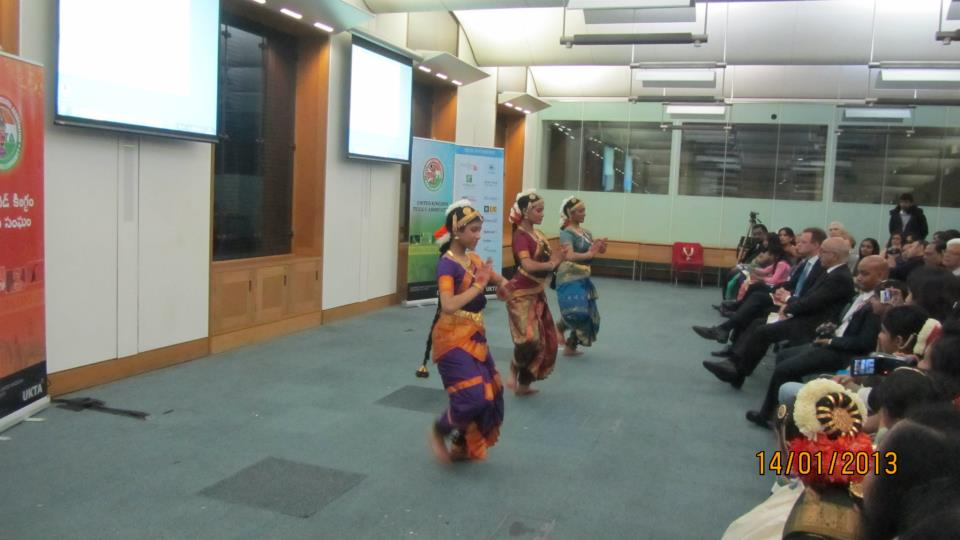 3rd ukta sankranthi celebrations in parliament
