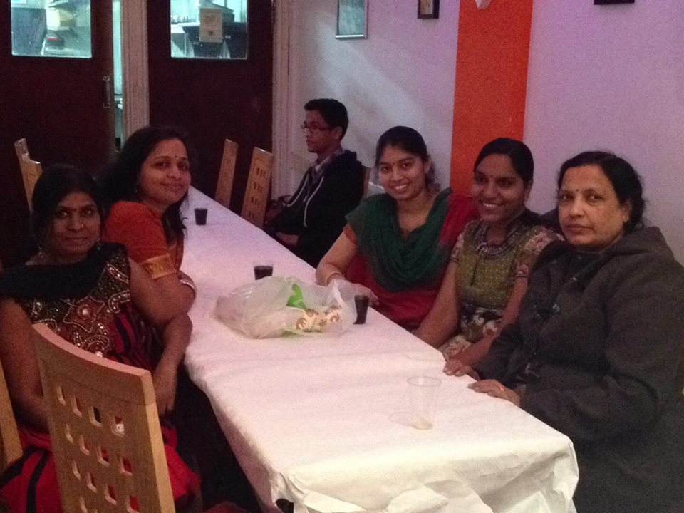 ukta christmas/new years party