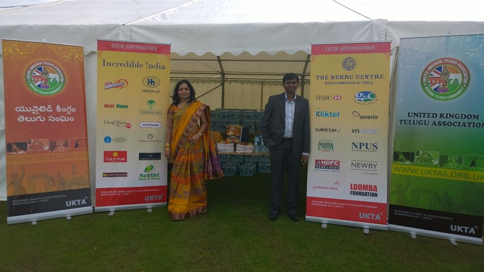 ukta at india independence day celebrations