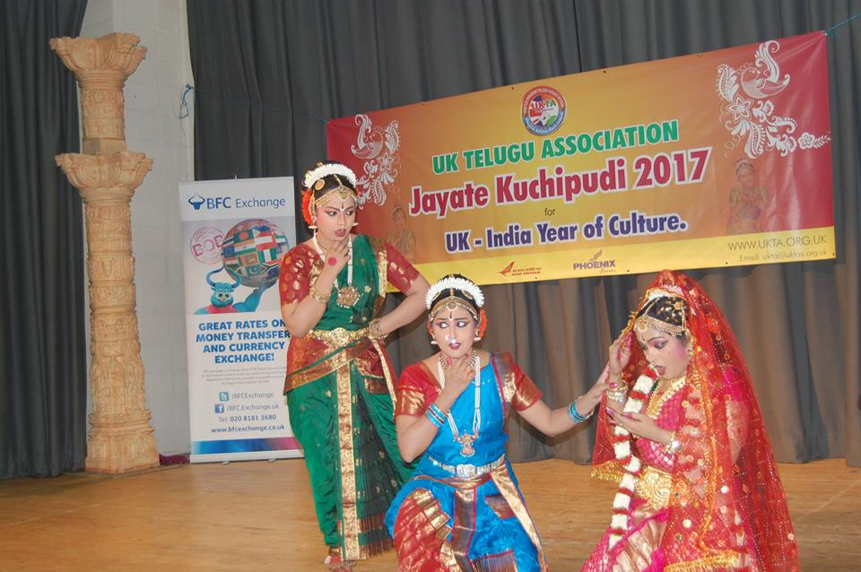 indian cultural feast at switzerland