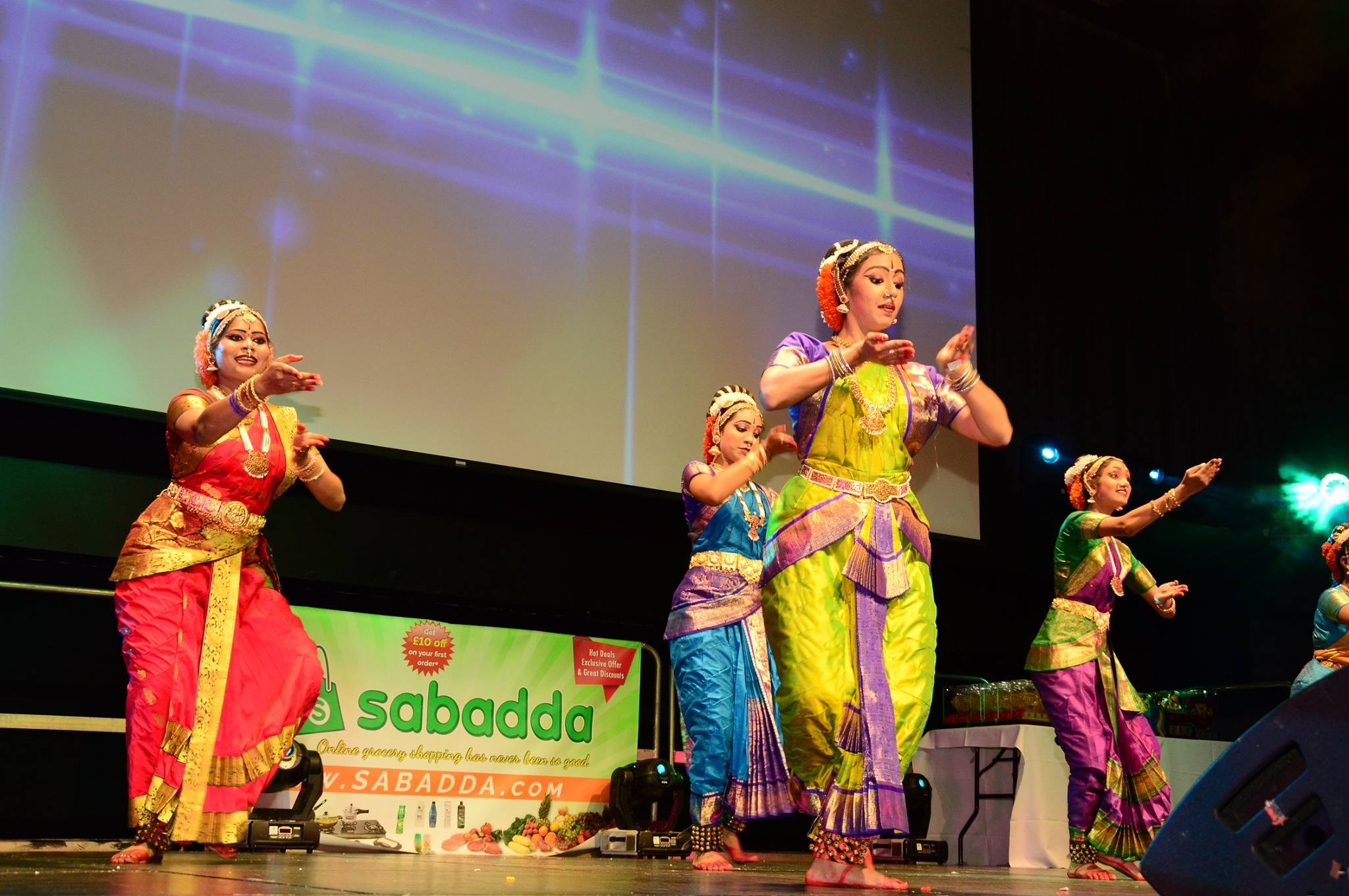 jayate kuchipudi closing cermony @ troxy, london on 9th july