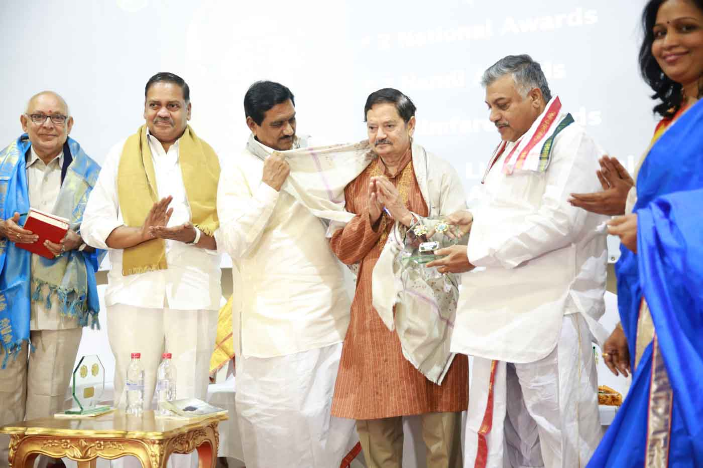 4th world telugu literature conference